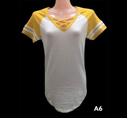 Half Sleeve T-shirt for Ladies – A6