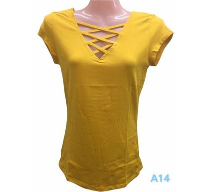 Half Sleeve T-shirt for Ladies – A14