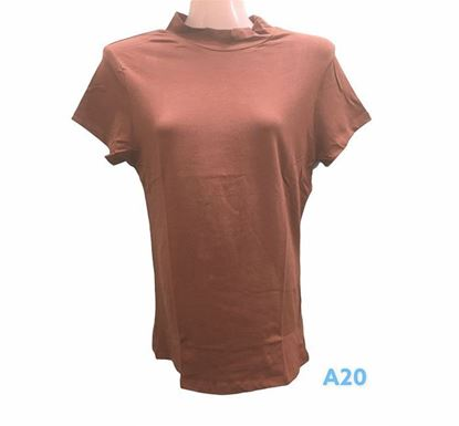 Half Sleeve T-shirt for Ladies – A20