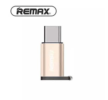 Remax Micro USB to USB Type C Converter Adapter