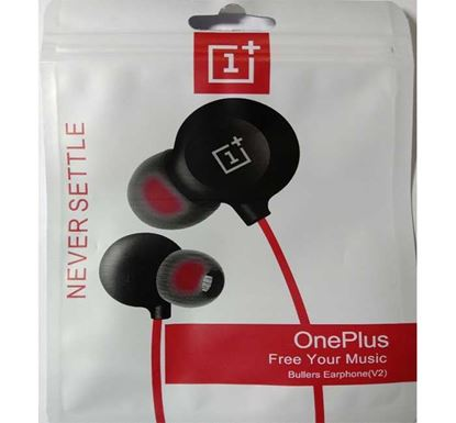 Oneplus Free Your Music Bullers Earphone (V2)