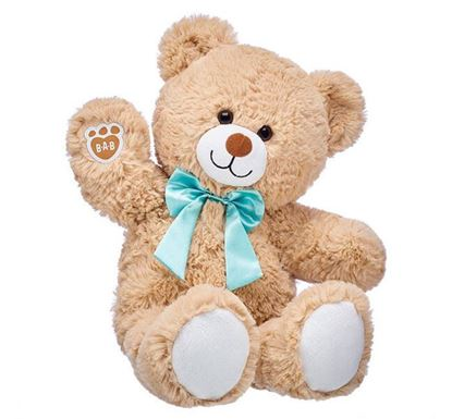 T Bear With Bow Toys for Kids - TKS14