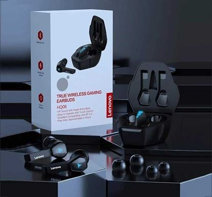 Lenovo HQ08 Gaming Wireless Bluetooth Earbuds