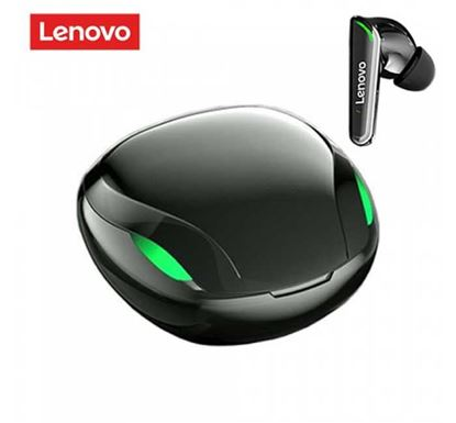 Lenovo XT92 True Wireless BT5.1 Gaming Earbuds with MIC - BLK