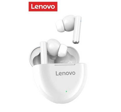 Lenovo HT06 TWS Wireless Earbuds Noise Cancelling Touch - WHT