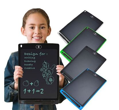 LCD Writing Tablet 8.5 Inch Digital Drawing Electronic Handwriting Pad Board for Kids