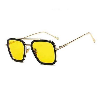 Yellow Vision Sunglass for Men PMS-120