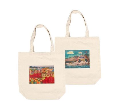 Sevendays Chattogram Canvas Tote Bag 2-Pack