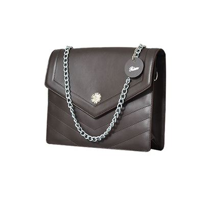 Faux Leather Sling Bag for Women DBRN RB-335